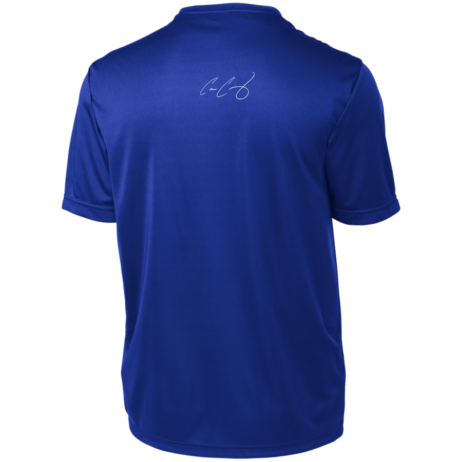 #BIGTEAMGUY Signature Youth Moisture-Wicking T-Shirt