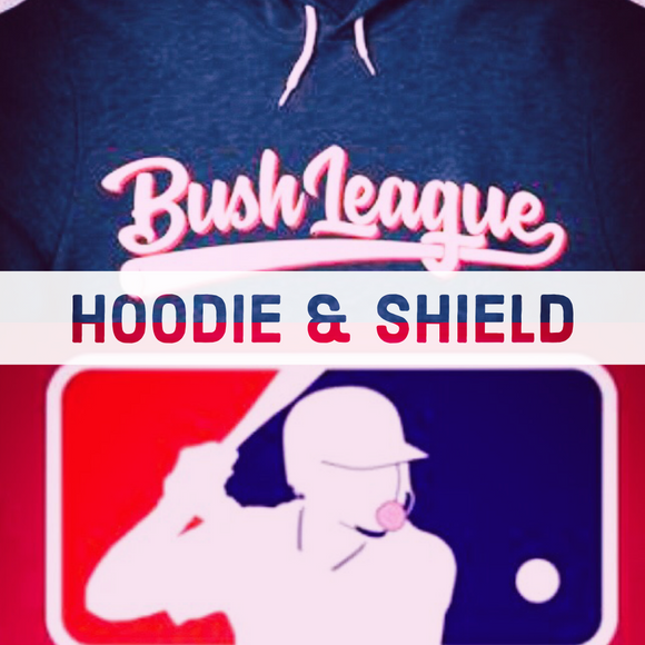 Youth Hoodie/Shield Fan Pack