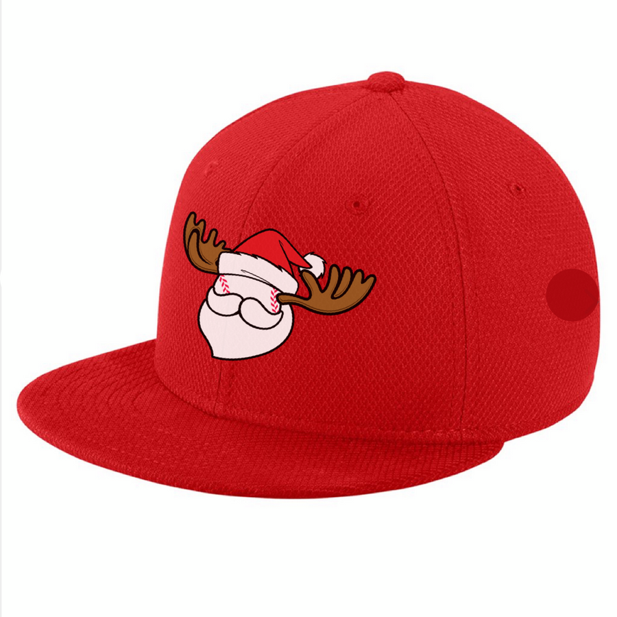 New Era Youth 39Thirty Official Mighty Moose Flat Bill Snap