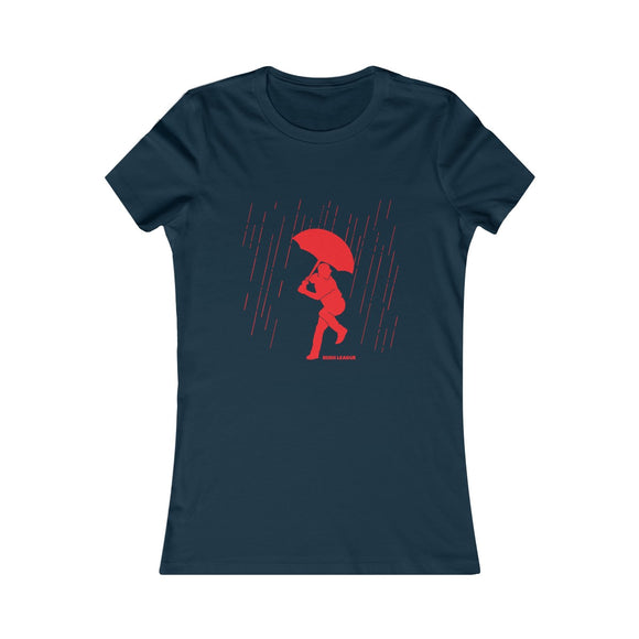 Ladies Rainmaker Tee (Blue)