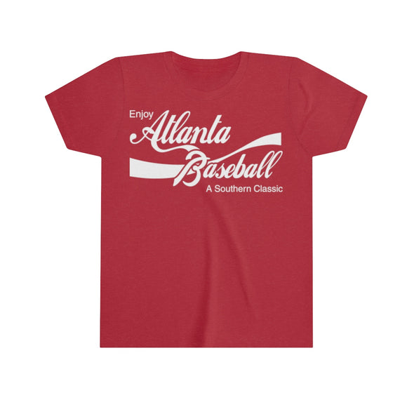 Atlanta Classic Youth Short Sleeve Bella + Canvas Tee