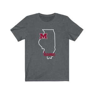 Men's Moline Home #Fund Tee Benefiting Kovi Kennedy
