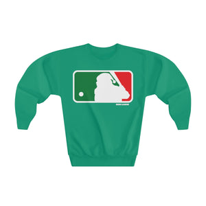 Far Northern Winter Baseball League Kids Sweatshirt