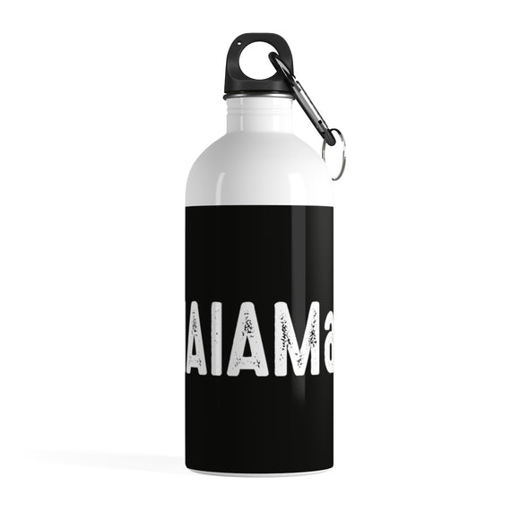 #NAIAMade Stainless Steel Water Bottle
