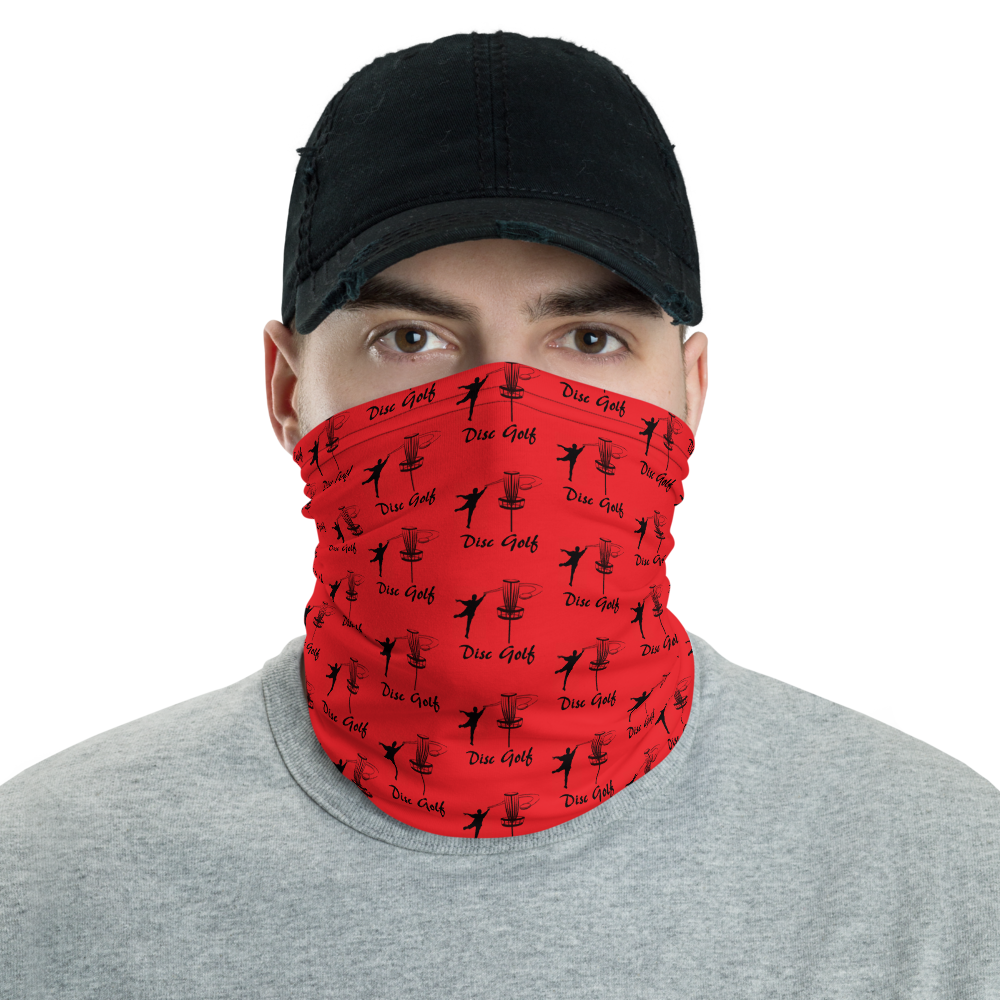 Disc Golf Neck Gaiter