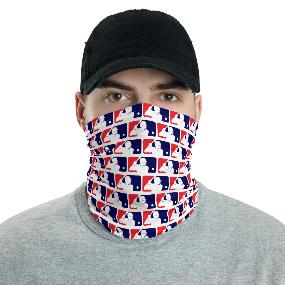 Bubble Gum Shield Neck and Face Gaiter