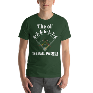 Bush League Tee Ball PutOut - DD