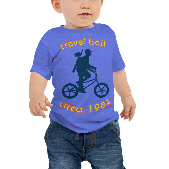 Travel Ball - Baby Jersey Short Sleeve Tee