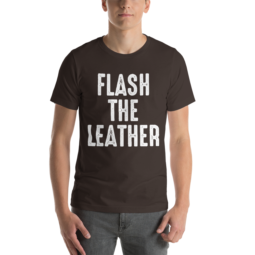 Flash the Leather - DD