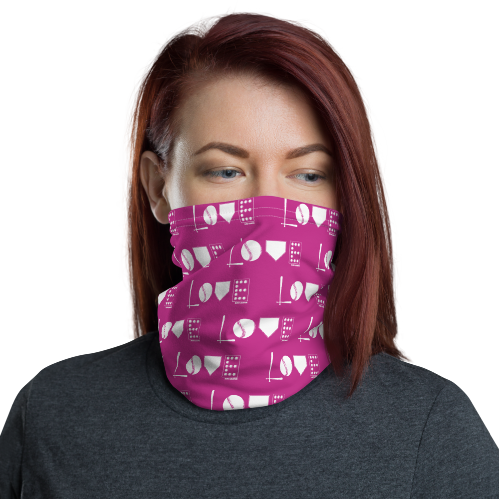 LOVE Neck and Face Gaiter