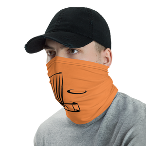 Disc Golf 2 Neck Gaiter