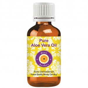 Organic aloe vera oil - steam distilledVictorianLadiesCarrier Oils