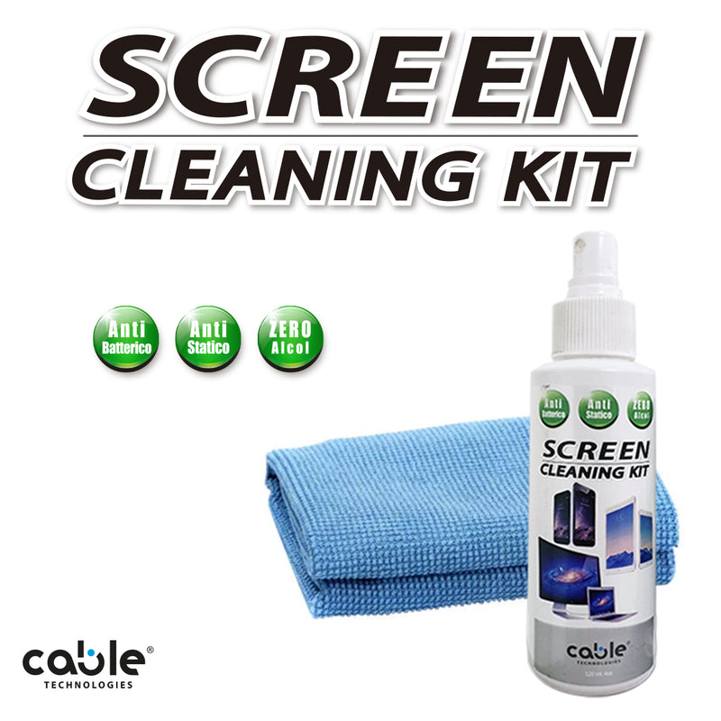 Screen Cleaning