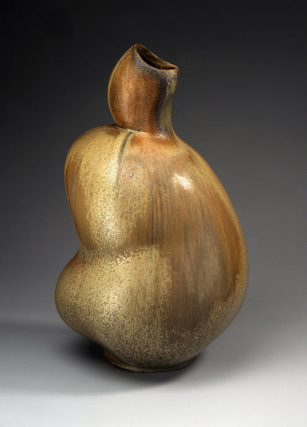 Vessel with Neck #1509 by Chris Gustin
