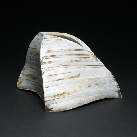 Sloped Vessel by Amy Carnahan