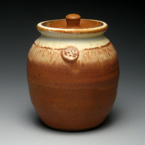 Storage Jar by Joe Vitek