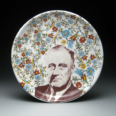 Presidential Plate by Justin Rothshank
