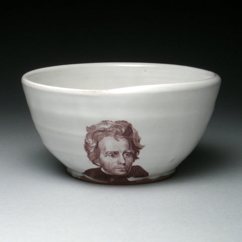 Presidential Bowl by Justin Rothshank
