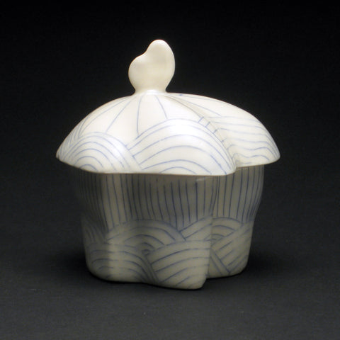 Sugar Bowl/Jar by Jessica Broad