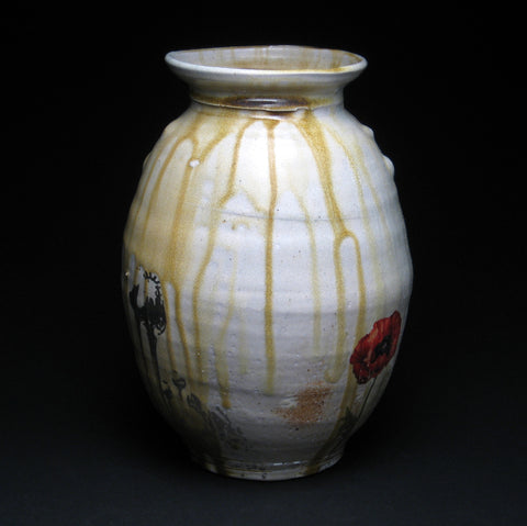 Poppy Jar by Justin Rothshank