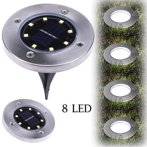 Mini Solar Garden Lamp (8 pack)