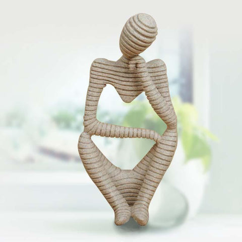 Image of 7Styles Nature Resin Sandstone Statues - PhenomHouse