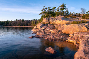 Killbear Provincial Park, Georgian Bay, Harold Point
