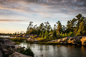 Franklin Island | Georgian Bay | Golden Light