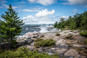 Georgian Bay | Parry Sound | Shoreline | Salt Dock Trail