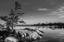 Georgian Bay | Black and White | Lorraine Club