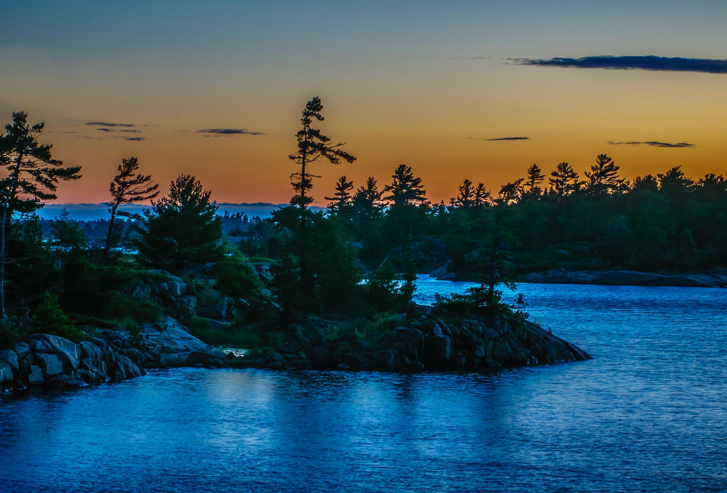 Georgian Bay | Golden Light | Sunset