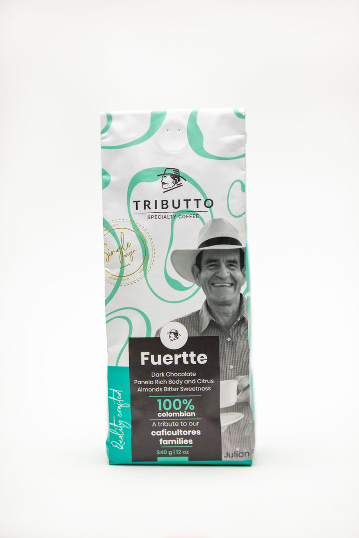 TRIBUTTO SPECIALTY COFFEE | FUERTTE - Fully Washed