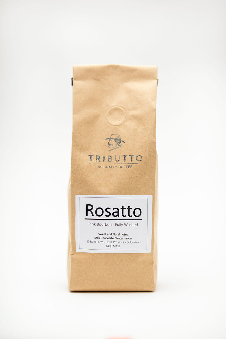 TRIBUTTO SPECIALTY COFFEE | ROSATTO - Pink Bourbon Coffee