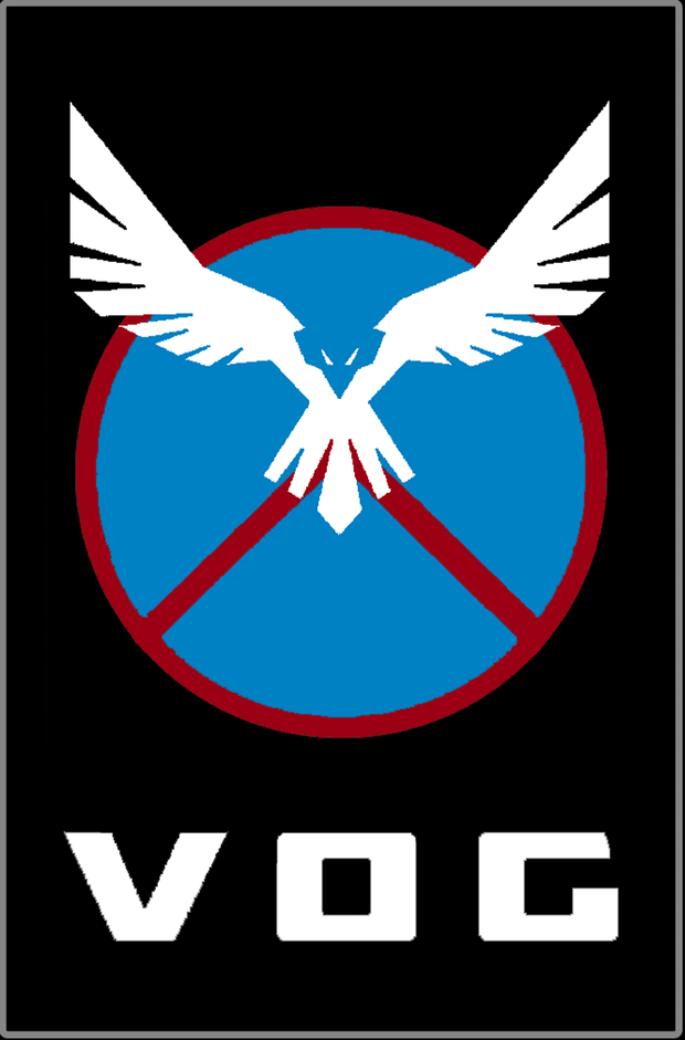 White Eagle Shield Patch