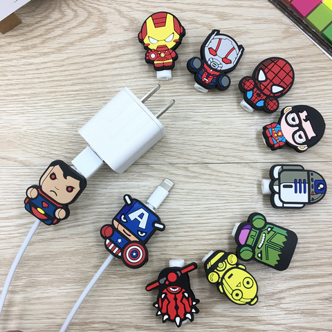 Cable Guards Avengers