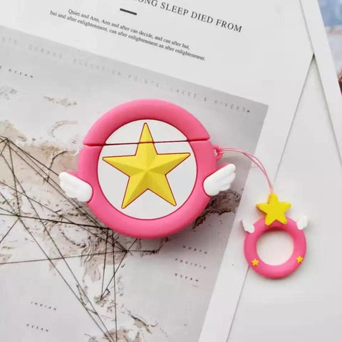Case airpods - Sakura