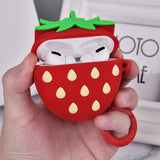 Case AirPods Pro - Strawberry