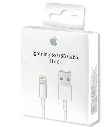 Cable Usb Lightning  1 metro