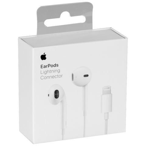 Earpods iPhone lightning