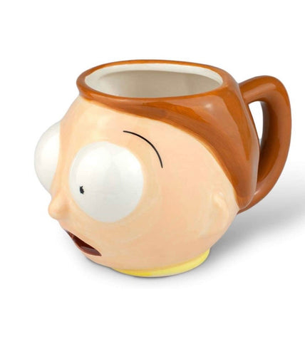 Taza morty