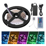 Tira de luces Led Rgb 5050 / 20 colores 5m