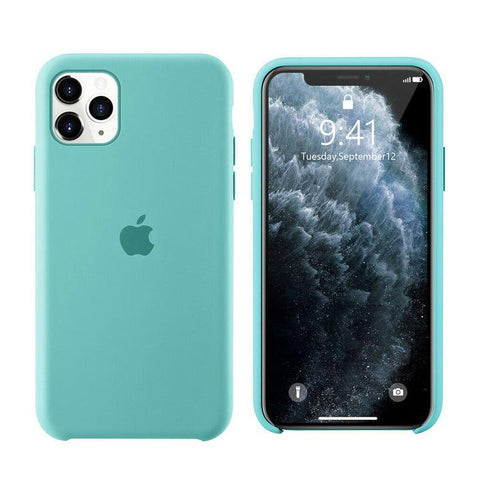 Silicon case Sea Blue
