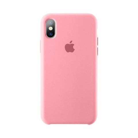 Silicon case pink