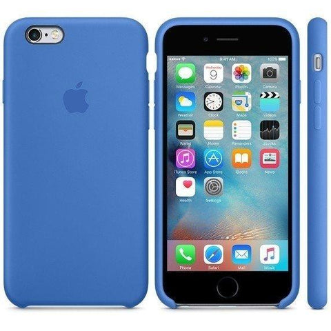Silicon case Royal Blue