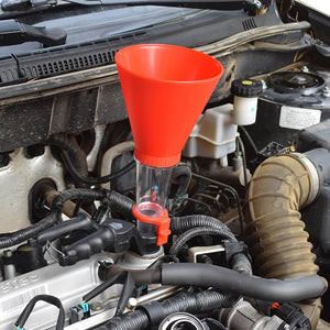Car Engine Oil Funnel
