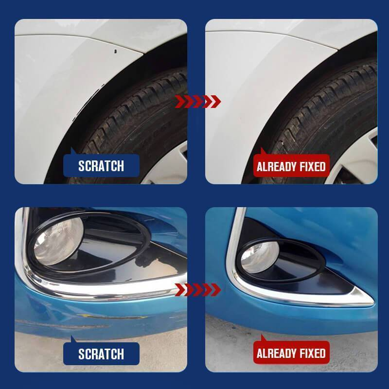 Professional car scratch repair agent(Buy 1 Get Grinding sponge )