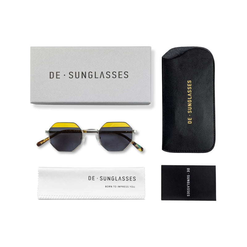 Las vegas Black  De-sunglasses case