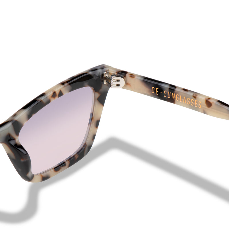 Beverly Leopard De-sunglasses Logo