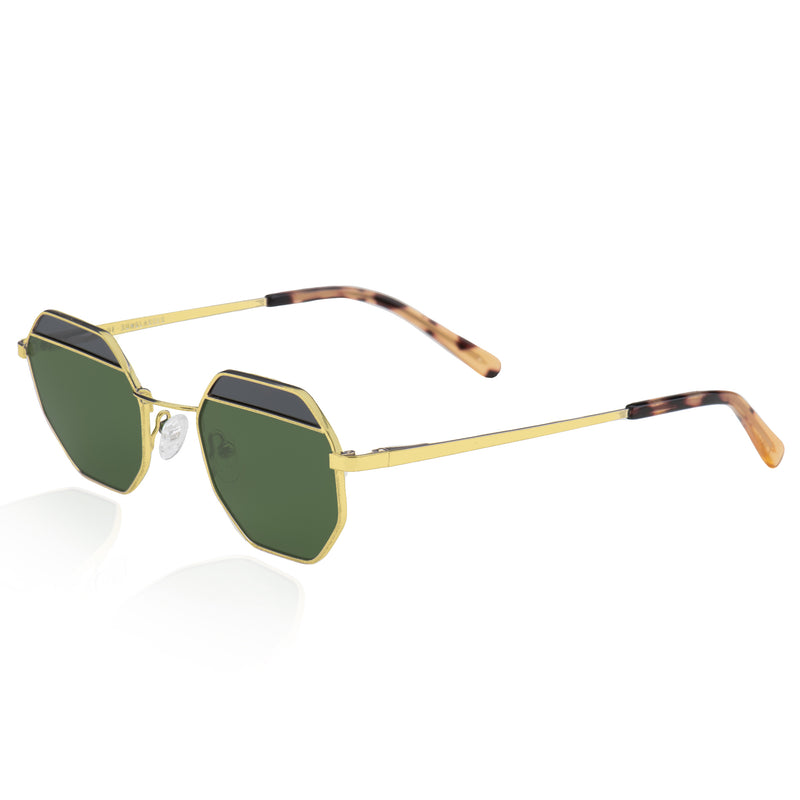 Las Vegas Khaki | De-sunglasses Side