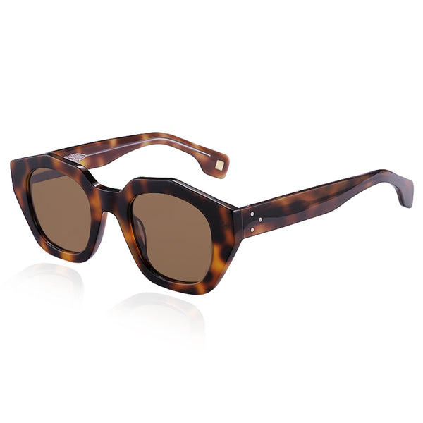 Oxford Tortoise | De-sunglasses